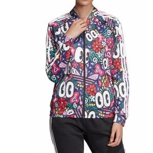 Adidas Gallery Graphic Track Jacket
